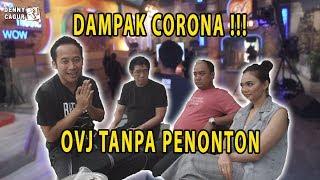 #DennyCagurTV #corona #covid19  Dengan adanya wabah corona yang sudah menjamur di indonesia, berdampak di program ovj guys, dan kali ini ovj tanpa penonton karena himbauan tidak ada keramaian, dan akhirnya ovj ditiadakan tanpa penonton, dan juga pertama dalam sejarah ovj untuk tidak ada penonton guys, biar makin lengkap tonton sampai habis ya guys..  Stay safe ya guys terkait wabah virus corona ya..  Jangan lupa like,comment dan subscribe ya guys  - Contact bussines  Email : caccrisisactioncommunity@gmail.com Phone : 082110329577  - Social Media  Instagram : https://www.instagram.com/dennycagur/?hl=en
