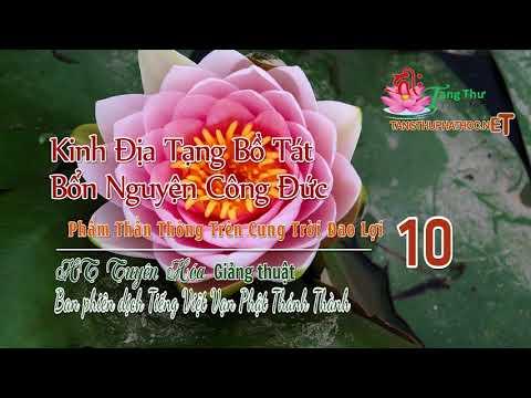 01. Phẩm Thần Thông Trên Cung Trời Đao Lợi - 10