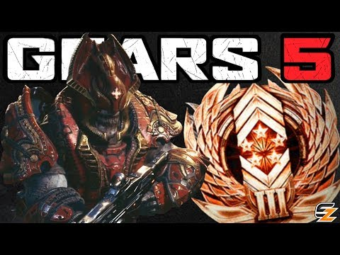 GEARS 5 Operation 3 - Early Look at NEW Tour of Duty 3! Complete List of All Rewards!