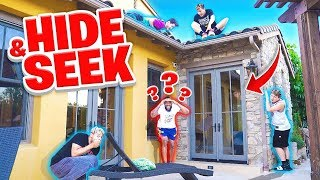 CRAZY HIDE AND SEEK in $5 Million 2HYPE Mansion!