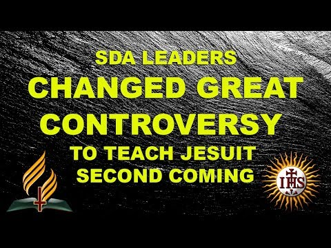SDA Changed GC to Teach Jesuit Second Coming