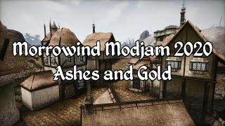 Morrowind Modjam 2020 - Ashes and Gold Showcase