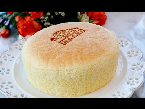 Video How To Make Soft Vanilla Sponge Cake