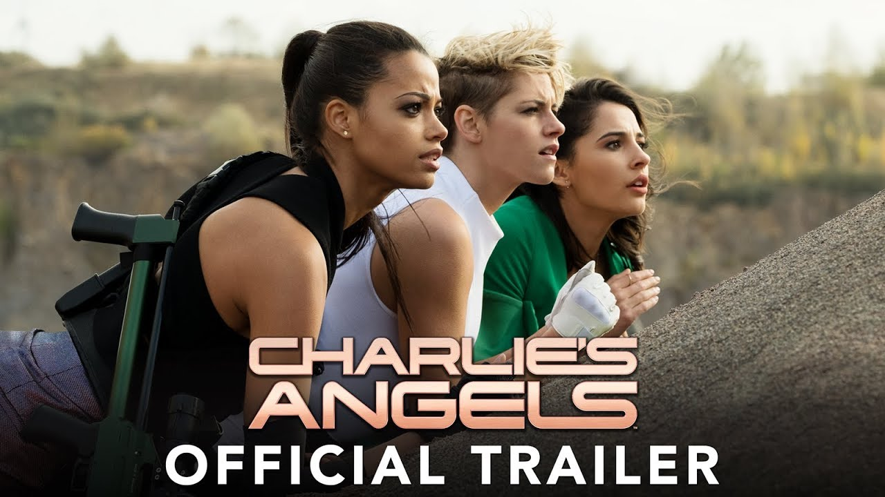 Video trailer för CHARLIE'S ANGELS - Official Trailer (HD)