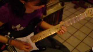 """The Donnas - """"Revolver"""" (cover) by Dalya"""