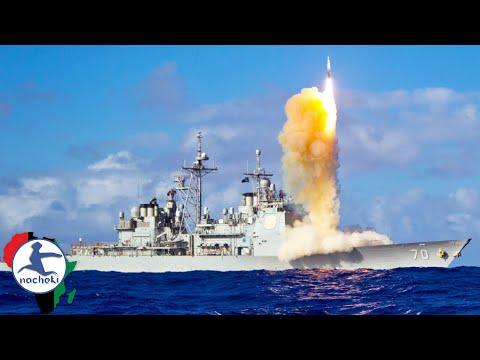 Top 10 Strongest Navies in Africa