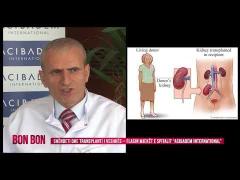 Histori mjekësor e pacientit me hipertension