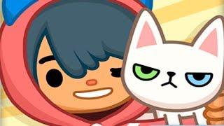 😍Мультики про животных Веселая игра про котят и собачек Видео мультик для детей  #Малышерин