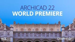 ARCHICAD 22 veebiesitlus