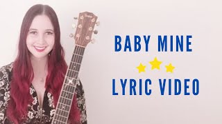 Baby mine - Dumbo -  🎶  Disney cover by Melissa Kellie 🎶