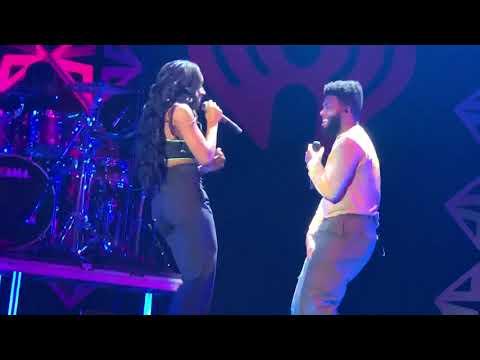 Love Lies - Khalid & Normani LIVE at Jingle Ball San Francisco 2018
