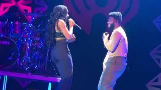 Love Lies   Khalid & Normani LIVE At Jingle Ball San Francisco 2018