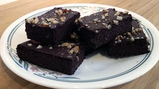 How To Make Fudge Brownies Using Coconut Flour (lower Carb)