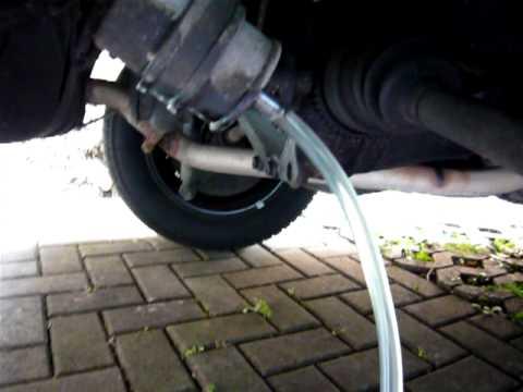 Welches Benzin für bensopily die Windstille 660