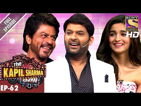 The Kapil Sharma Show - Episode 62–दी कपिल शर्मा शो–Shahrukh And Alia In Kapil's Show–26th Nov 2016