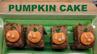 Pumpkin Cake façon Carrot Cake