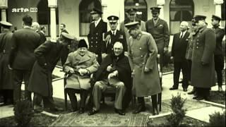 Черчиль Сталин Рузвельт