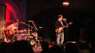 "Josh Rouse - ""Middle School Frown"" live @ Union Chapel, Islington - 28 January '12"