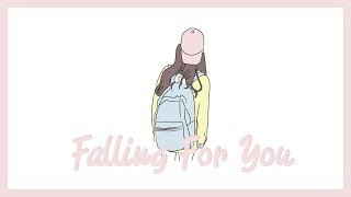 Peachy! – Falling For You ♥ (ft. Mxmtoon) (lyrics)
