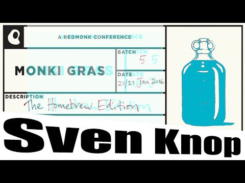 Not a Unicorn – Sven Knop – Perforce – Moniki Gras 2016