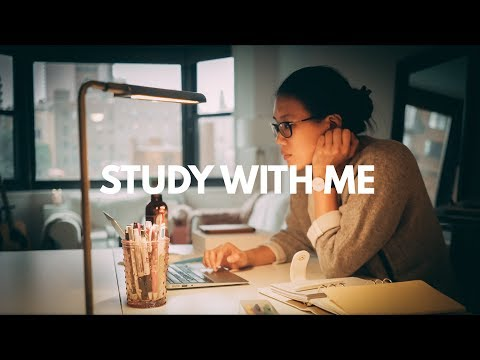 STUDY WITH ME (with music) | TheStrive Studies