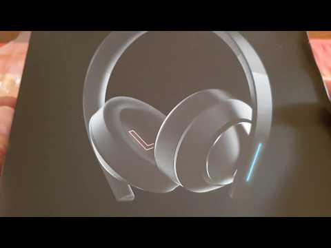 Banggood Original Xiaomi Grephene Gaming LED Headphone - Unboxing