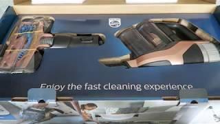 Philips SpeedPro Max - Einführung