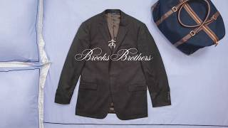 Brooks Brothers | How To Pack A Suit