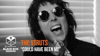 """The Struts - """"Could Have Been Me""""   Black Box Sessions"""