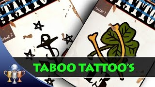 Fallout 4 Taboo Tattoos Comic Book Magazine Locations (5 Issues)