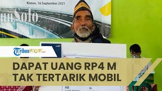 Kisah Petani Klaten Penerima Ganti Rugi Terbanyak hingga Rp4 Miliar, Tak Tertarik Borong Mobil