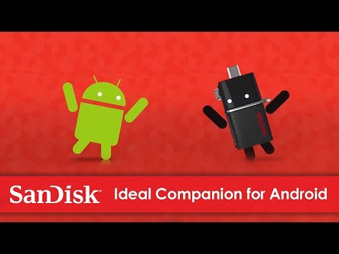 An Ideal Companion for Android Dual USB Drive