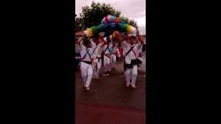 preview picture of video 'Danzantes de Navajeda - San Mamés 2013 - Parte 5/5'