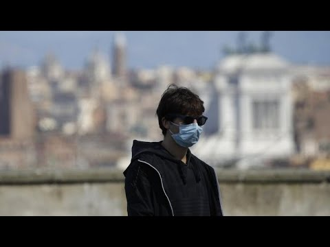 Ιταλία: 368 θάνατοι το τελευταίο 24ωρο λόγω COVID-19