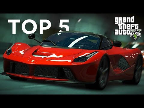 TOP 5 Best Real Life Car Mods In GTA 5