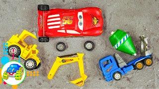 Our Olympic Games Song - Kids Songs - Car Repairing | Kid Studio