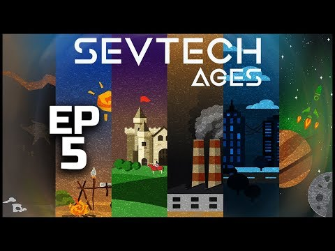 sevtech-ages-5-first-map-darklands-and-totemic-ceremonies