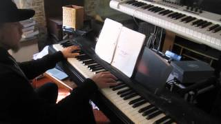 Kid Cudi Marijuana Piano Cover