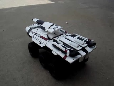 This Remote Controlled Mako Is A Smooth Ride, Unlike The One From Mass Effect