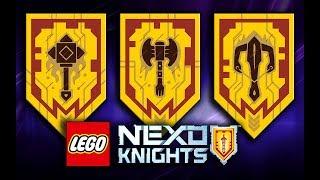 Лего нексо найтс самоделки