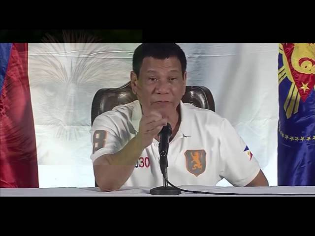 Philippine News Latest Duterte Breaking