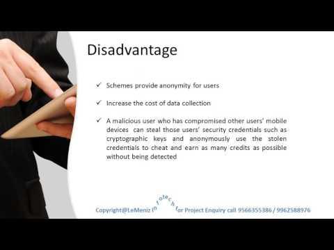 Providing Privacy Aware Incentives in Mobile Sensing Systems