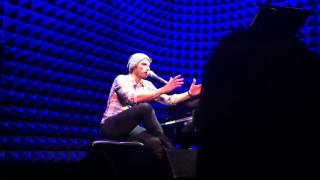 INDIANA acoustic (incl. full backstory) JON McLAUGHLIN at Joe's Pub NYC 10/21/12