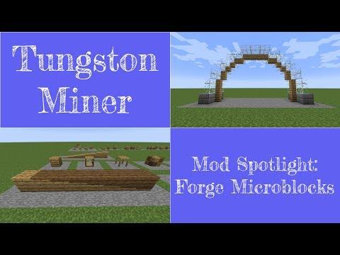 Mod Spotlight: Forge Multipart (Microblocks)