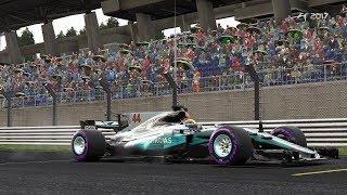 La carrera de Hamilton | GP Alemania 2018 Formula 1 | F1 2016 Codemasters