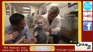 2-Year-Old Survives Internal Decapitation After Car Crash