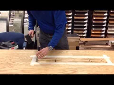 How To:  Hardwood Floor Board Replacement