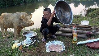 Mao Đệ Tự Tay Chế Biến Món Súp Lợn Rừng Trộn Khoai Tây Úp Chậu Nhân Lúc Mao Ca Không Để Ý Và Cái Kết