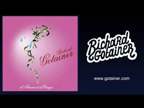"""Richard Gotainer - Rupture de stock (album """"D'amour et d'orage"""")"""