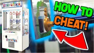 HOW TO CHEAT A RIGGED PRIZE LOCKER   Arcade Redemption Game MAJOR WIN. THIS SHOULDN'T HAPPEN!!!